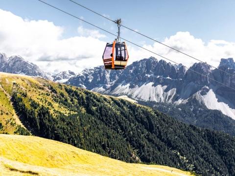 Gondel Südtirol