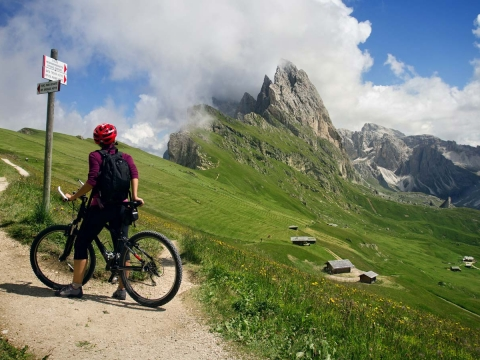 Berge Südtirol